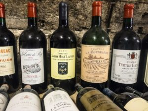 Wine, champagne and other noble drinks